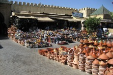 Marokko: Kleine Keramikauswahl