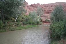 Marokko: Dades-Fluss