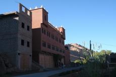 Marokko: Hotel in Bou Tharar