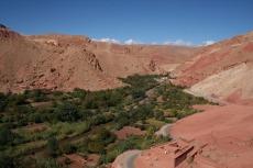 Marokko: Flussoase bei Bou Tharar
