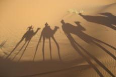 Marokko: Schattenspiele