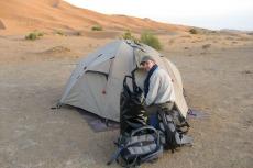 Marokko: Wüstenhotel
