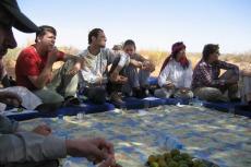 Marokko: Mittagspause