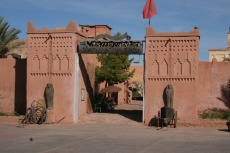 Marokko: Filmmuseum Ouarzazate