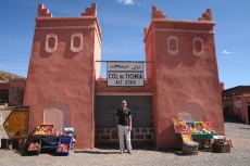 Marokko: Col du Tichka