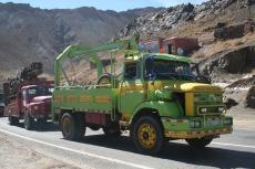 Marokko: Abschleppwagen
