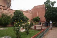 Marokko: Saadi-Gräber