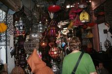 Marokko: Im Souk von Marrakesch
