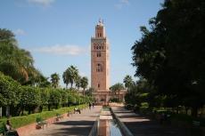 Marokko: Koutoubia-Moschee