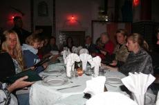 Marokko: Abschiedsessen in Marrakesch