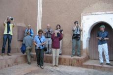 Marokko: Motivjäger