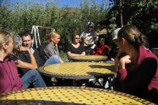 Marokko: Warten aufs Mittagessen