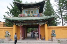 Mongolei: Gandan-Kloster