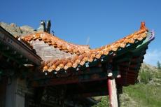 Mongolei: Kloster Aryaval
