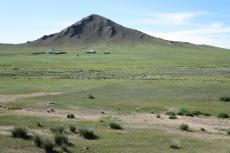 Mongolei: Kraniche