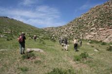 Mongolei: Aufbruch zur Wanderung
