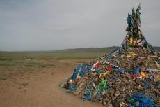 Mongolei: Ovoo