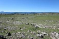 Mongolei: Lavastrom im Orkhon-Tal