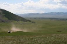 Mongolei: Vollgas durch die Steppe