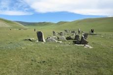 Mongolei: Kultstätte im Orkhon-Tal