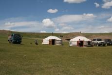 Mongolei: Zu Besuch bei Nomaden