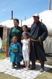 Mongolei: Die stolze Nomadenfamilie