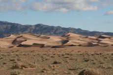 Mongolei: Khongoryn Els