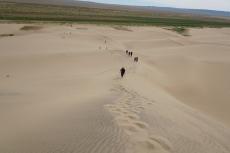 Mongolei: Beschwerlicher Aufstieg