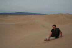 Mongolei: In den Dünen