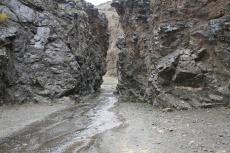 Mongolei: Die Schlucht wird eng...