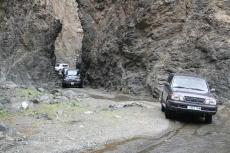 Mongolei: ...aber für unsere Autos reicht es noch