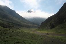 Mongolei: Die Sonne vertreibt die Wolken