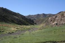 Mongolei: Im Altai-Gebirge