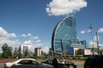Mongolei: Blue Sky Tower