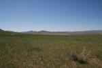 Mongolei: Weite Steppenlandschaft