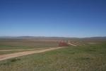 Mongolei: Seltene Ackerbaufläche