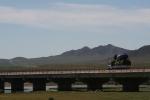 Mongolei: Brücke über den Tuul