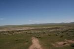 Mongolei: Steppenlandschaft