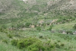 Mongolei: Ruinen des Uvgun-Klosters