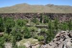 Mongolei: Der Orkhon im Lavastrom