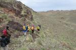Mongolei: Auf dem Weg zurück zum Camp