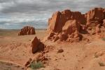 Mongolei: Flaming Cliffs