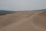 Mongolei: Sand, so weit das Auge reicht