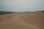 Mongolei: Im riesigen Sandkasten