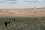 Mongolei: Die Autos warten schon