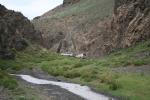 Mongolei: Weiter talaufwärts