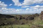 Mongolei: Weiter Blick nach Süden