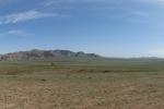 Mongolei: Viel Landschaft in alle Richtungen