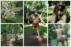 MPS Skulpturenpark Bückeburg