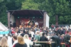 Saor Patrol auf der Folkbühne